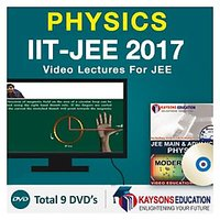 IIT JEE Physics Preparation Material (2017) : Video Lectures for Mains & Advance