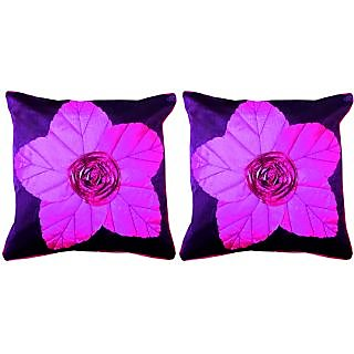 Dream Care Floral Cushion Cover-Set of 2Pcs (Lily04)