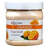 Biocare Orange Face Scrub 500G