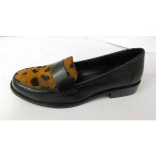 Men's Leather Casual Shoes Black