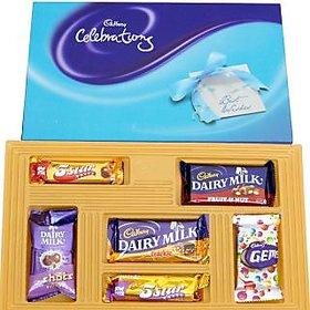 189.56 Gms Cadbury Celebrations  Cadbury
