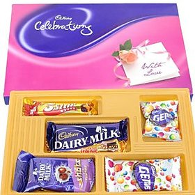 118.96 Gms Cadbury Celebrations  Cadburys