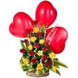 Flowers & Balloons
