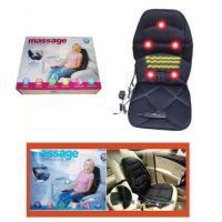 5 MOTOR MASSAGE SEAT CUSHION CAR / HOME MASSAGER Use In Car,Home,Office