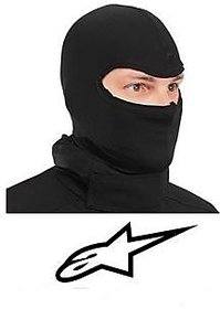 Alpinstars Balaclava  Branded Original  Full Face Mask - Black Branded Original