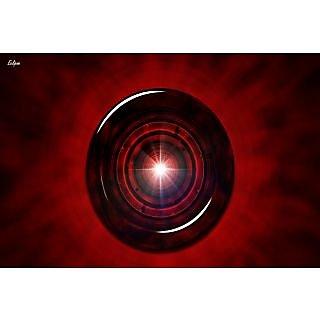Eclipse Red Symbol Laptop Skin ECLS0018