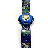 Blue Ben 10 Projector Watch - 830