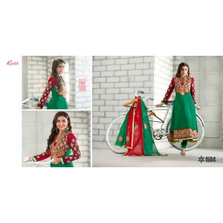 Indian Ethnic Anarkali Suit