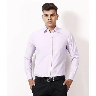 Frankline Purple Formals Shirts