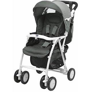 Chicco Simplicity Plus Stroller (Graphite)