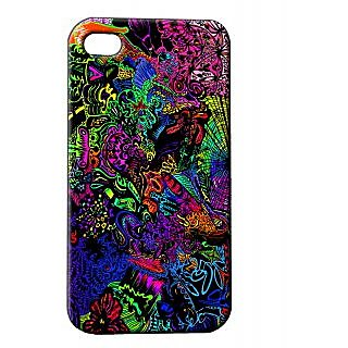 Pickpattern Back Cover For Apple Iphone 4/4S BEYONDINTELLECTI4-45