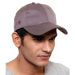 Stylish baseball cap from house-of Nxt 2 Skn 1004 Grey
