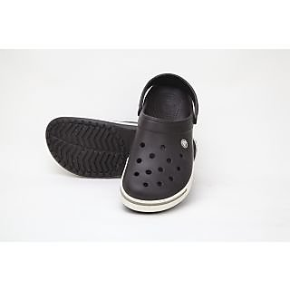 Crocs Khakhi Rubber Slipper
