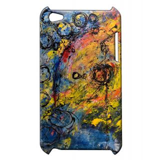 Pickpattern Back Cover For Apple Ipod Touch 4 MASTERSTROKESIT4-5123