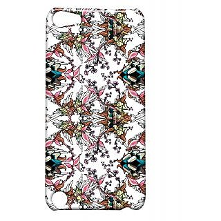 Pickpattern Back Cover For Apple Ipod Touch 5 PATTERNLOVEIT5-5593