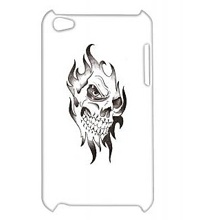 Pickpattern Back Cover For Apple Ipod Touch 4 DEVILLAWYERIT4-4893