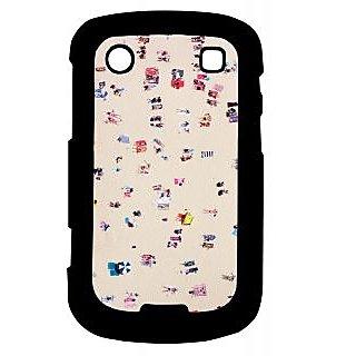 Pickpattern Back Cover For Blackberry Bold 9900 BEACHVACATION9900-5966