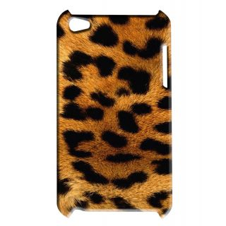 Pickpattern Back Cover For Apple Ipod Touch 4 CHEETAHGREYIT4-4827