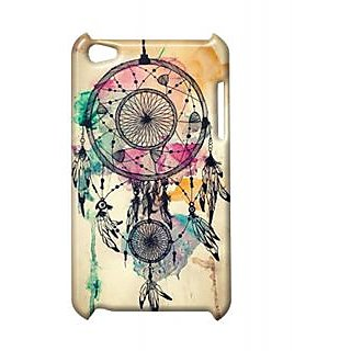 Pickpattern Back Cover For Apple Ipod Touch 4 DREAMCATCHERIT4-4908