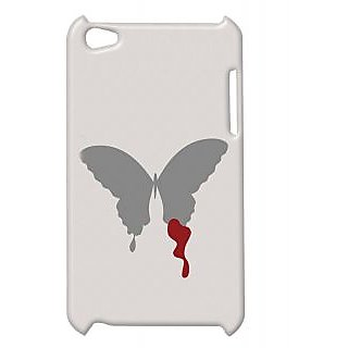 Pickpattern Back Cover For Apple Ipod Touch 4 WOUNDEDPRIDEIT4-4310