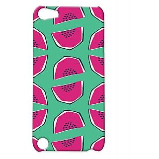 Pickpattern Back Cover For Apple Ipod Touch 5 CUTTINGFRUITSIT5-5688