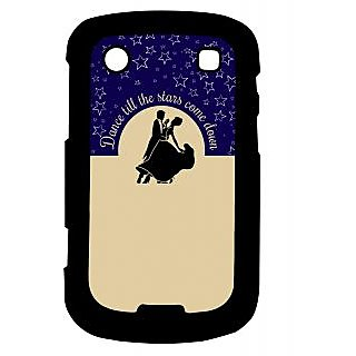 Pickpattern Back Cover For Blackberry Bold 9900 DANCE9900-5915