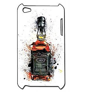 Pickpattern Back Cover For Apple Ipod Touch 4 DAARUIT4-4871
