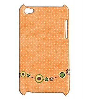 Pickpattern Back Cover For Apple Ipod Touch 4 RAKHEEPATTERNIT4-5298