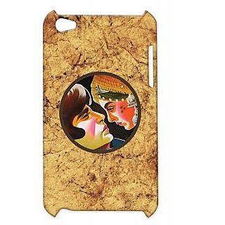 Pickpattern Back Cover For Apple Ipod Touch 4 BOBBYIT4-4561