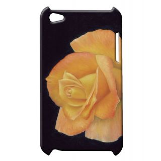 Pickpattern Back Cover For Apple Ipod Touch 4 ORANGEBLOSSOMIT4-5211