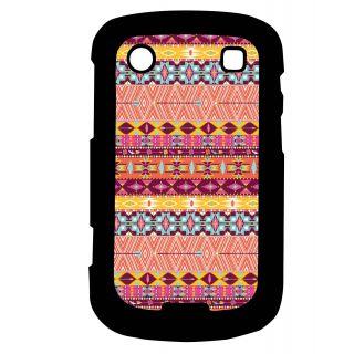 Pickpattern Back Cover For Blackberry Bold 9900 RANGMANCH9900-5926