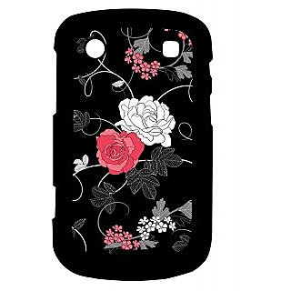 Pickpattern Back Cover For Blackberry Bold 9900 SIMPLYNATURE9900-5901