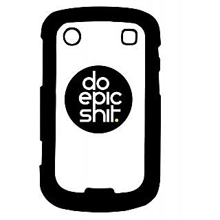 Pickpattern Back Cover For Blackberry Bold 9900 EPICSHIT9900-5971