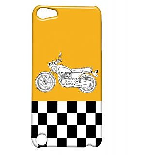Pickpattern Back Cover For Apple Ipod Touch 5 ENFIELDIT5-5486