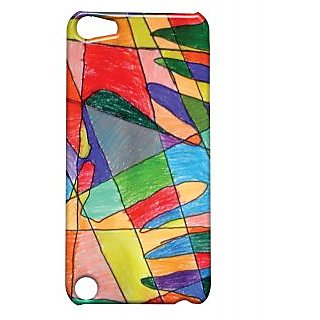 Pickpattern Back Cover For Apple Ipod Touch 5 HANDPRINTIT5-5807