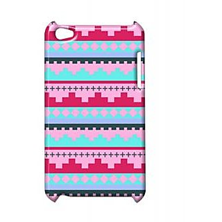 Pickpattern Back Cover For Apple Ipod Touch 4 UPWARDIT4-5427