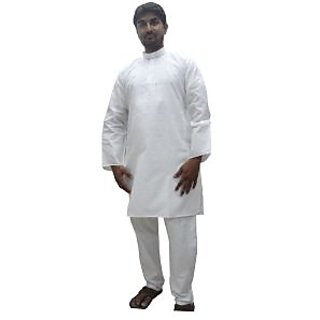 Govind Chikan Men's Kurta Set