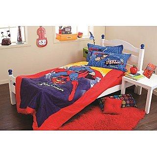 Multi Colour Bedsheet Sets (Bedsheet Set (Single))