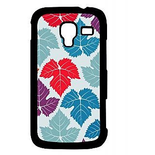 Pickpattern Back Cover For Samsung Galaxy Ace 2 I8160 LEAFYNOTESACE2