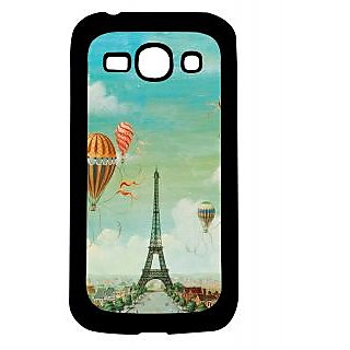 Pickpattern Back Cover For Samsung Galaxy Ace 3 S7272 PARISNESSACE3