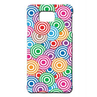 Pickpattern Back Cover For Samsung Galaxy Alpha CHAKRISALP
