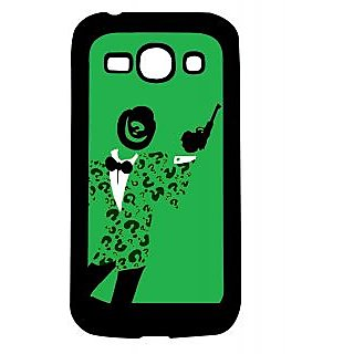 Pickpattern Back Cover For Samsung Galaxy Ace 3 S7272 GREENGUNACE3