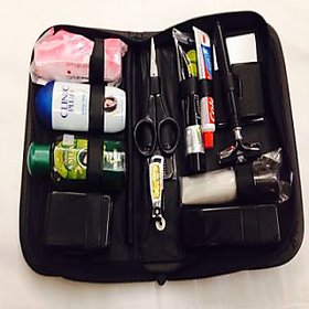 Shaving And Grooming Kit Wih All In One Shaving Experience (13 Accessories)