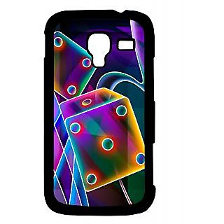 Pickpattern Back Cover For Samsung Galaxy Ace 2 I8160 LET'SGAMBLEACE2
