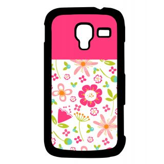 Pickpattern Back Cover For Samsung Galaxy Ace 2 I8160 MULTICOLORPINKACE2