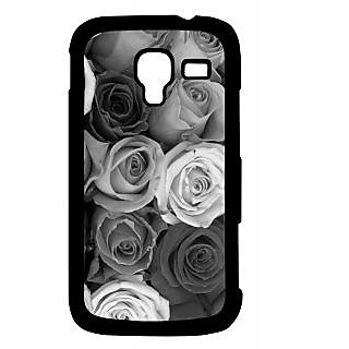 Pickpattern Back Cover For Samsung Galaxy Ace 2 I8160 CARBONROSEACE2