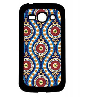 Pickpattern Back Cover For Samsung Galaxy Ace 3 S7272 CIRCULARBANGLESACE3