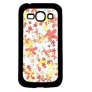 Pickpattern Back Cover For Samsung Galaxy Ace 3 S7272 FLOWERPUNCHACE3