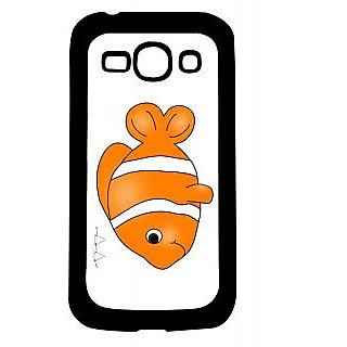 Pickpattern Back Cover For Samsung Galaxy Ace 3 S7272 CUTENEMOACE3