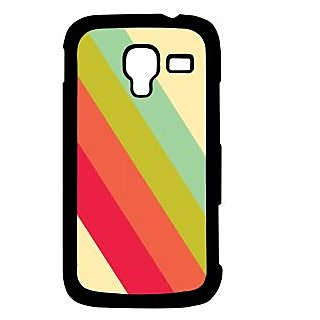 Pickpattern Back Cover For Samsung Galaxy Ace 2 I8160 FOURAINBOWACE2